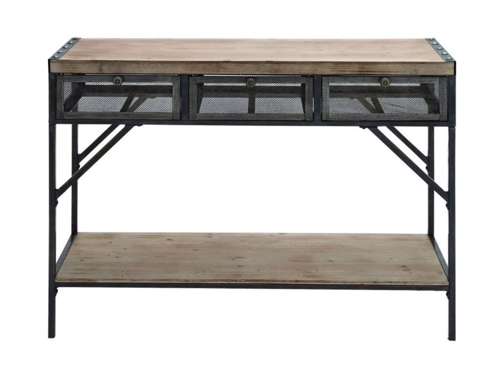 UMA Enterprises, Inc. Accent FurnitureWood/Metal Console