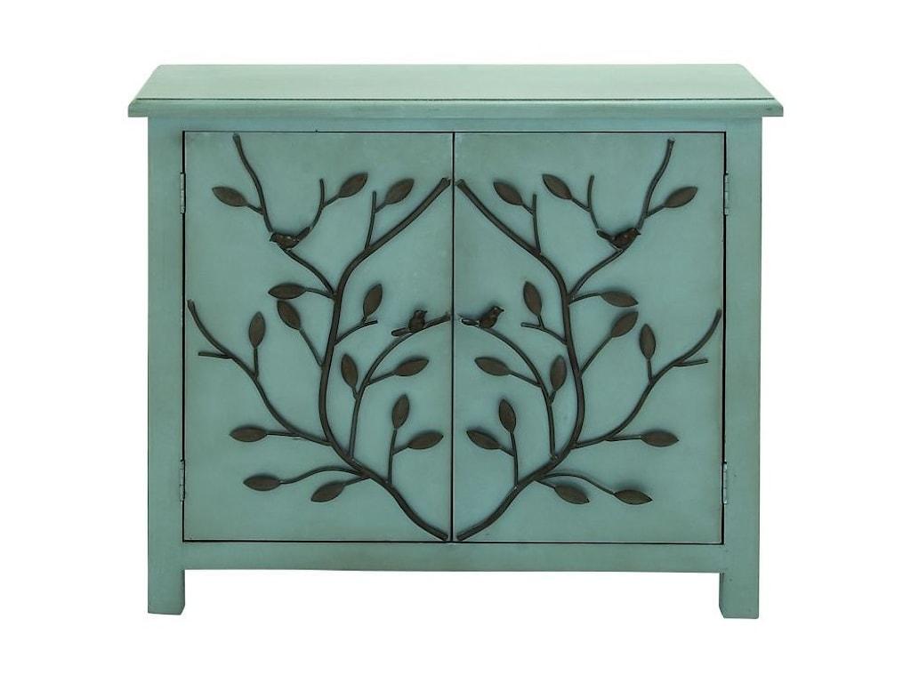 UMA Enterprises, Inc. Accent FurnitureWood/Metal Cabinet