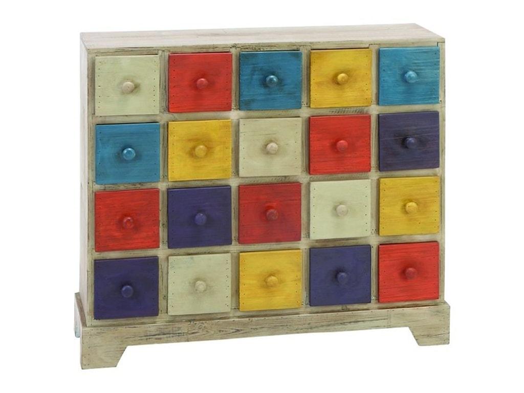 UMA Enterprises, Inc. Accent FurnitureWood Chest