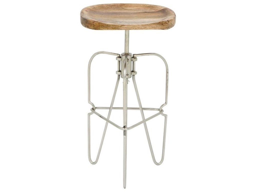 UMA Enterprises, Inc. Accent FurnitureWood/Metal Bar Stool