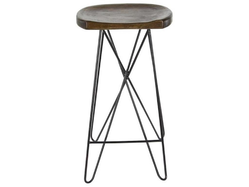 UMA Enterprises, Inc. Accent FurnitureWood/Metal Bar Stool