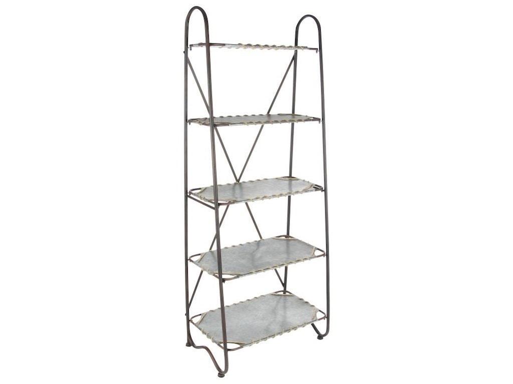 UMA Enterprises, Inc. Accent FurnitureMetal Shelf