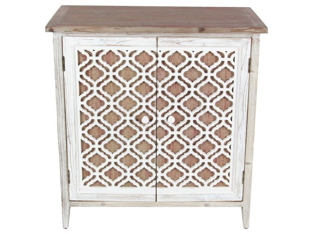 UMA Enterprises, Inc. Accent FurnitureWood Cabinet