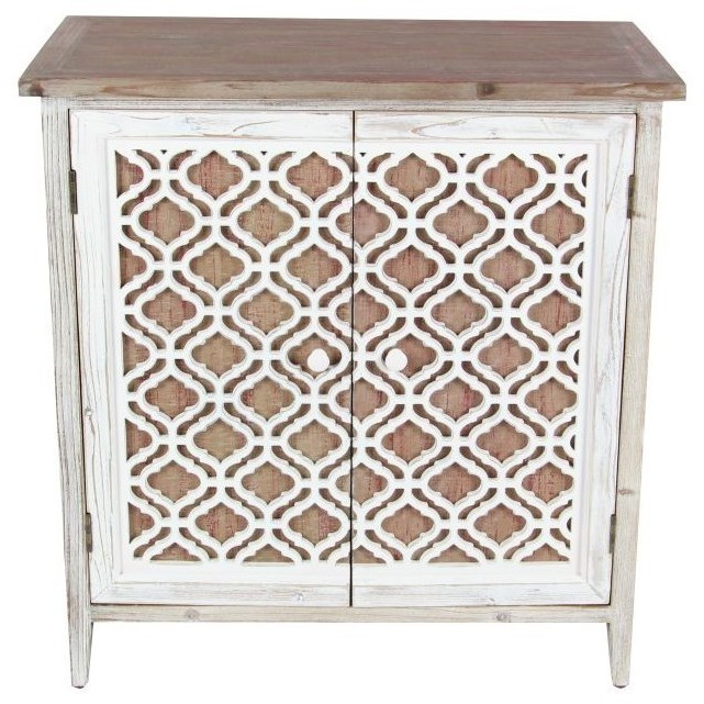 Accent Furniture Wood Cabinet By Uma Enterprises Inc