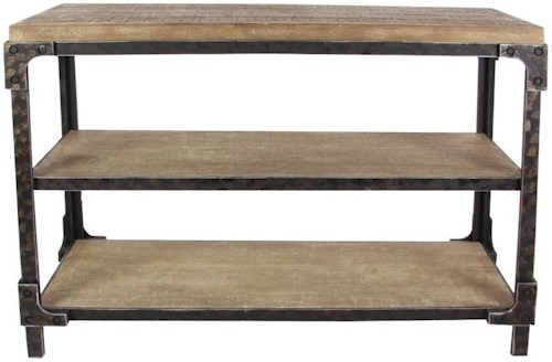 Uma Enterprises Inc Accent Furniture Wood Console Table