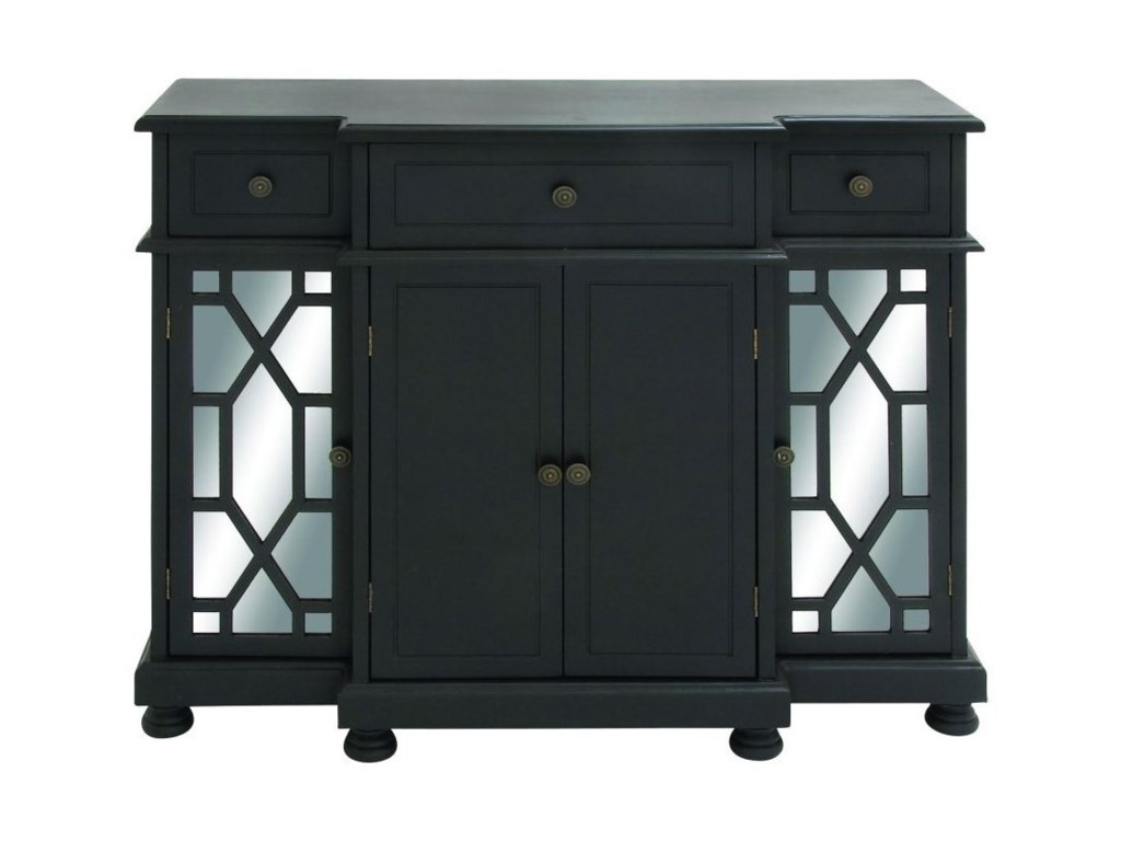 UMA Enterprises, Inc. Accent FurnitureWood Mirror Cabinet