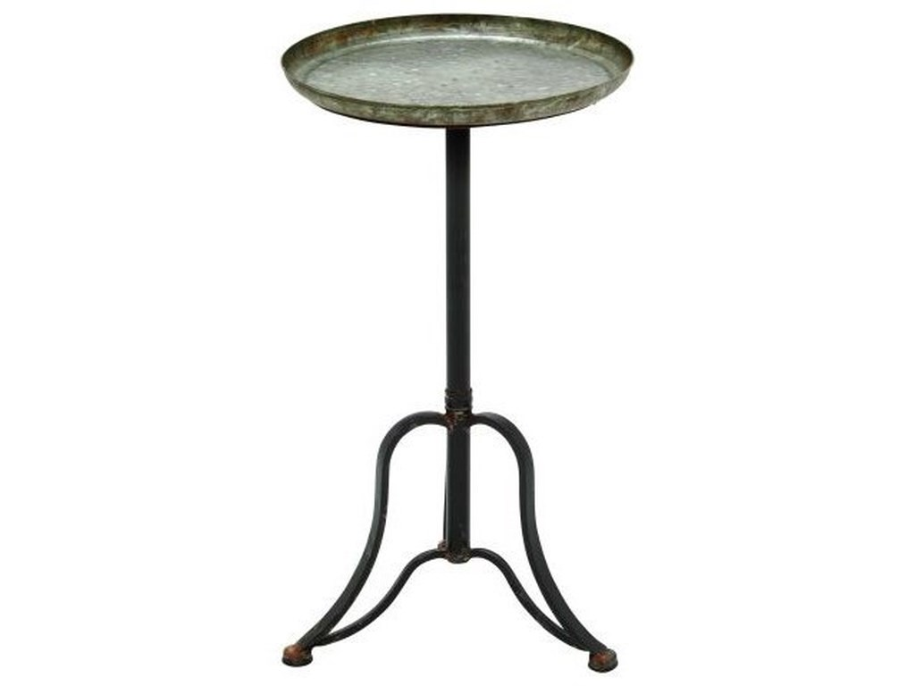 UMA Enterprises, Inc. Accent FurnitureMetal Tray Table