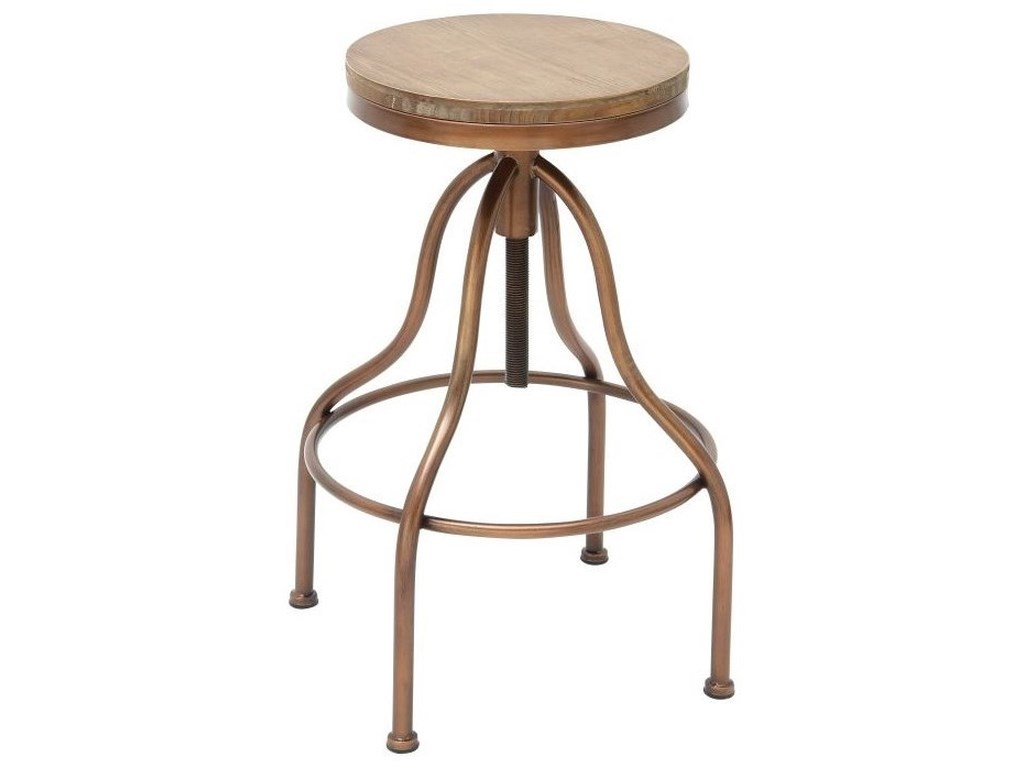 UMA Enterprises, Inc. Accent FurnitureMetal/Wood Bar Stool