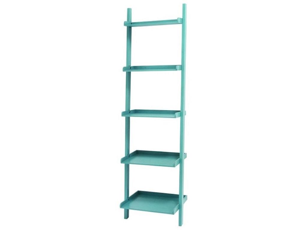 UMA Enterprises, Inc. Accent FurnitureWood Leaning Shelf