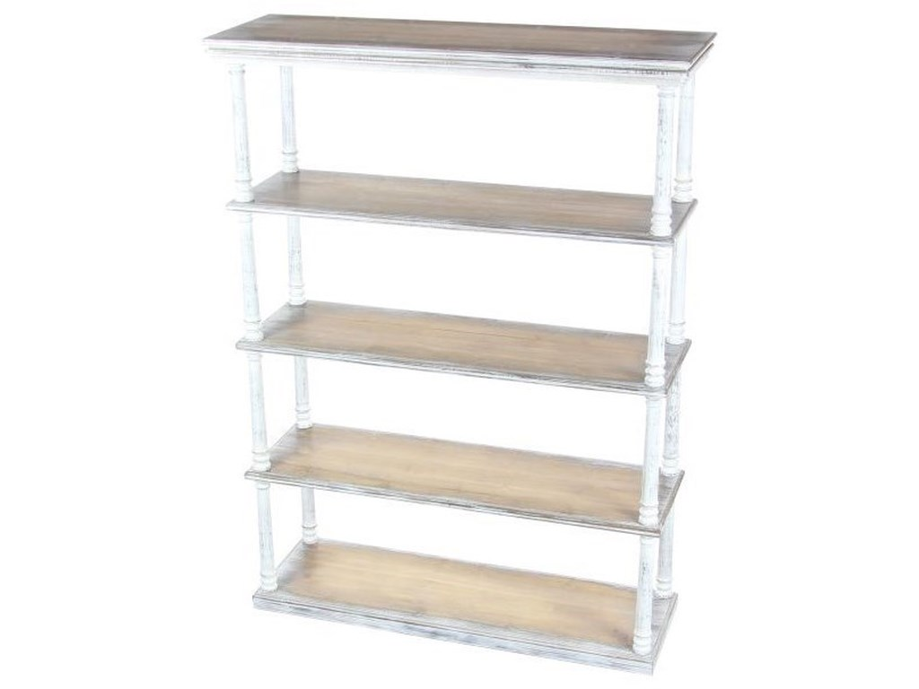 UMA Enterprises, Inc. Accent FurnitureWood Shelf