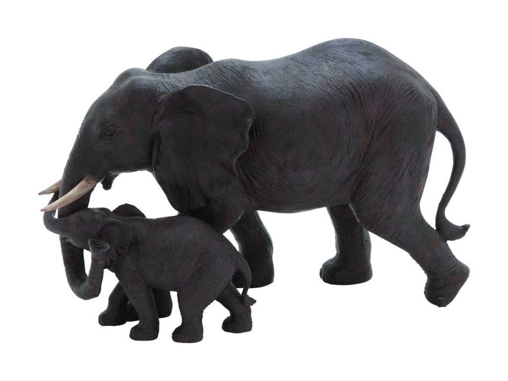 UMA Enterprises, Inc. AccessoriesElephants Statue
