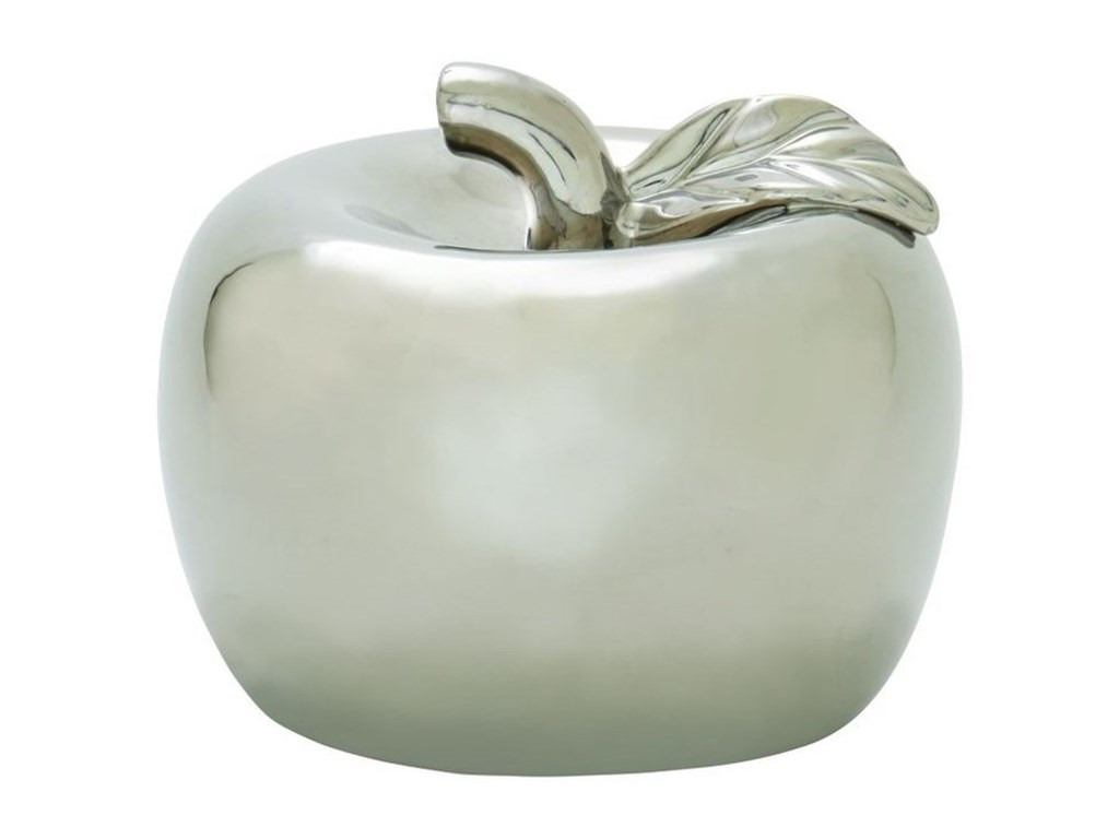 UMA Enterprises, Inc. AccessoriesCeramic Silver Apple