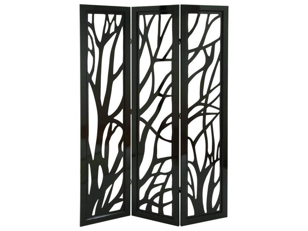 UMA Enterprises, Inc. AccessoriesWood 3 Panel Screen