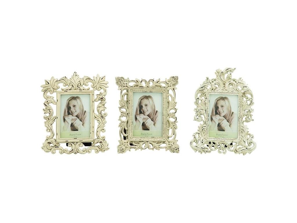 UMA Enterprises, Inc. AccessoriesPhoto Frames, Set of 3