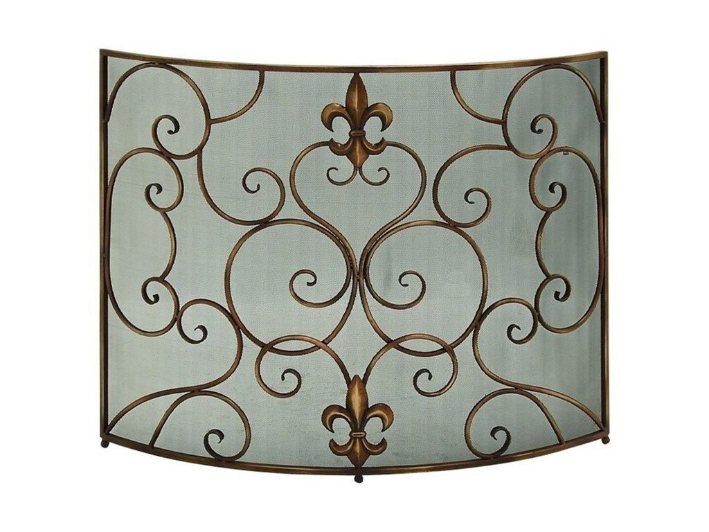 UMA Enterprises, Inc. AccessoriesMetal Fire Screen