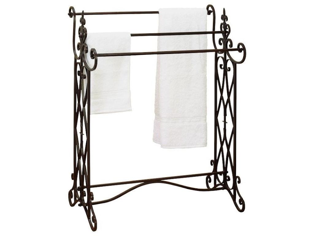 UMA Enterprises, Inc. AccessoriesMetal Towel Rack