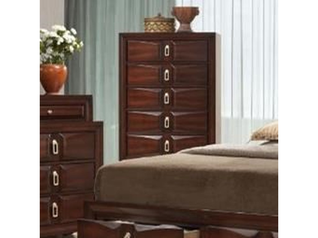 United Furniture Industries 1012 RoswellDrawer Chest