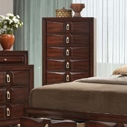 United Furniture Industries 1012 Roswell Drawer Chest