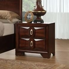 United Furniture Industries 1012 Roswell 2 Drawer Night Stand