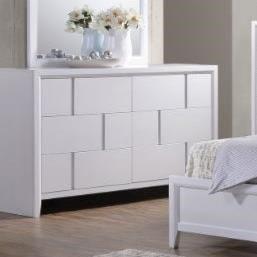 Simmons Upholstery 10116 Drawer Dresser
