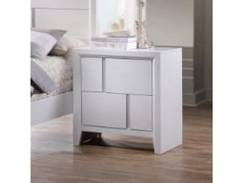 United Furniture Industries 10112 Drawer Nightstand