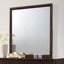 United Furniture Industries 1017Mirror with Wood Frame