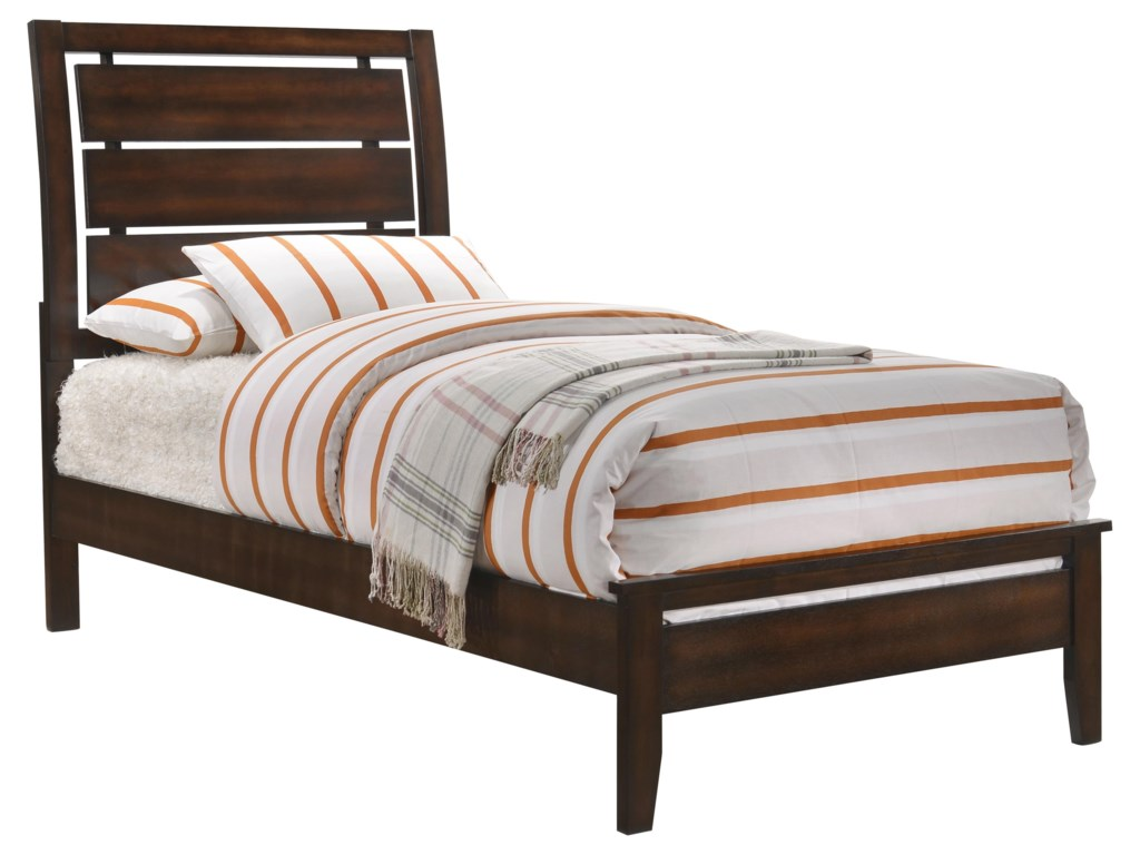 Simmons Upholstery JacksonTwin Bed