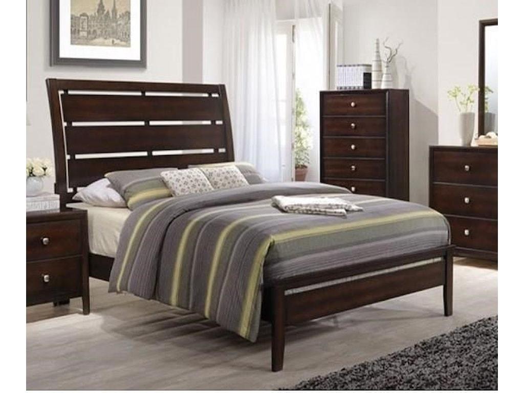 Lane Home Furnishings JacksonFull Panel Bed