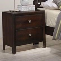 Simmons Upholstery 10172 Drawer Night Stand