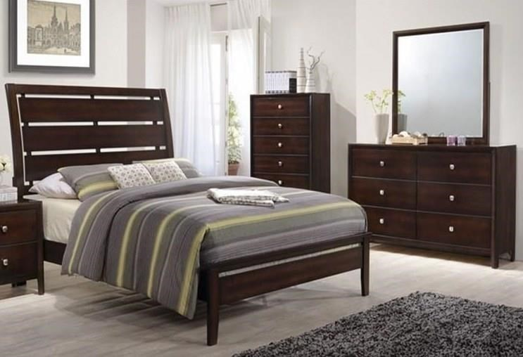 Simmons Upholstery JacksonQueen 3-Piece Bedroom Group