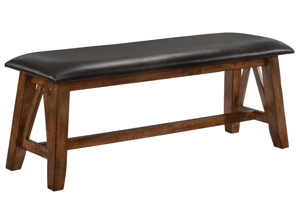 United Furniture Industries 5022 LoganBench