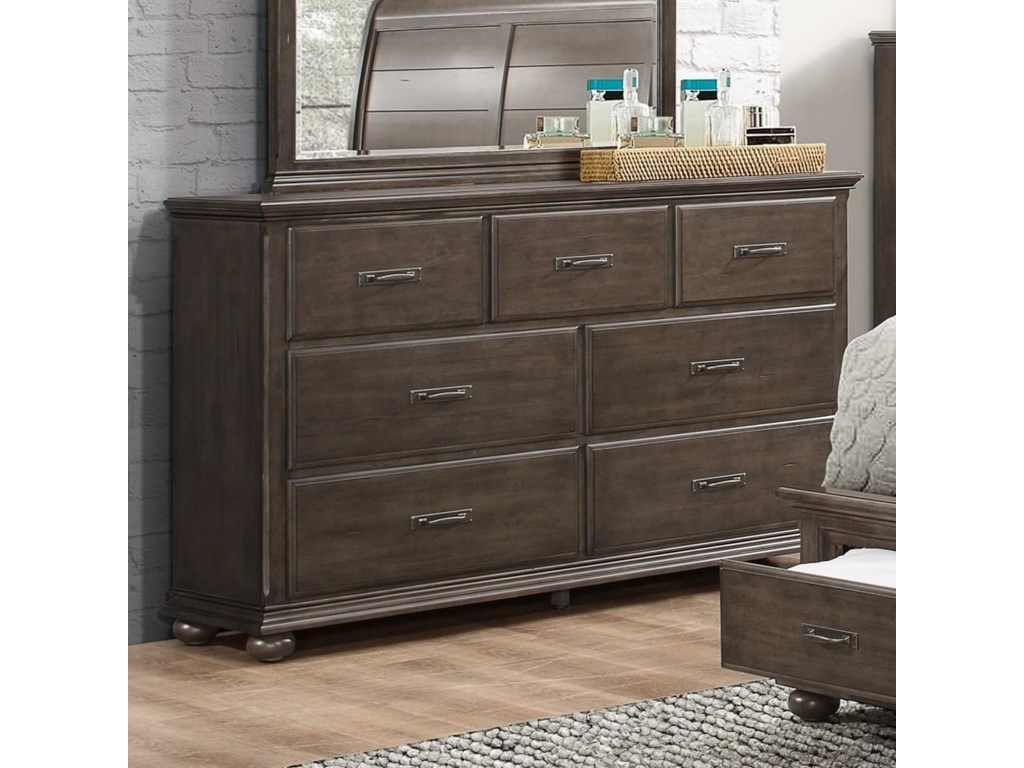 United Furniture Industries 1026Dresser