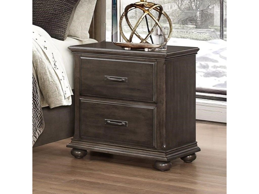 Simmons Upholstery 1026Night Stand