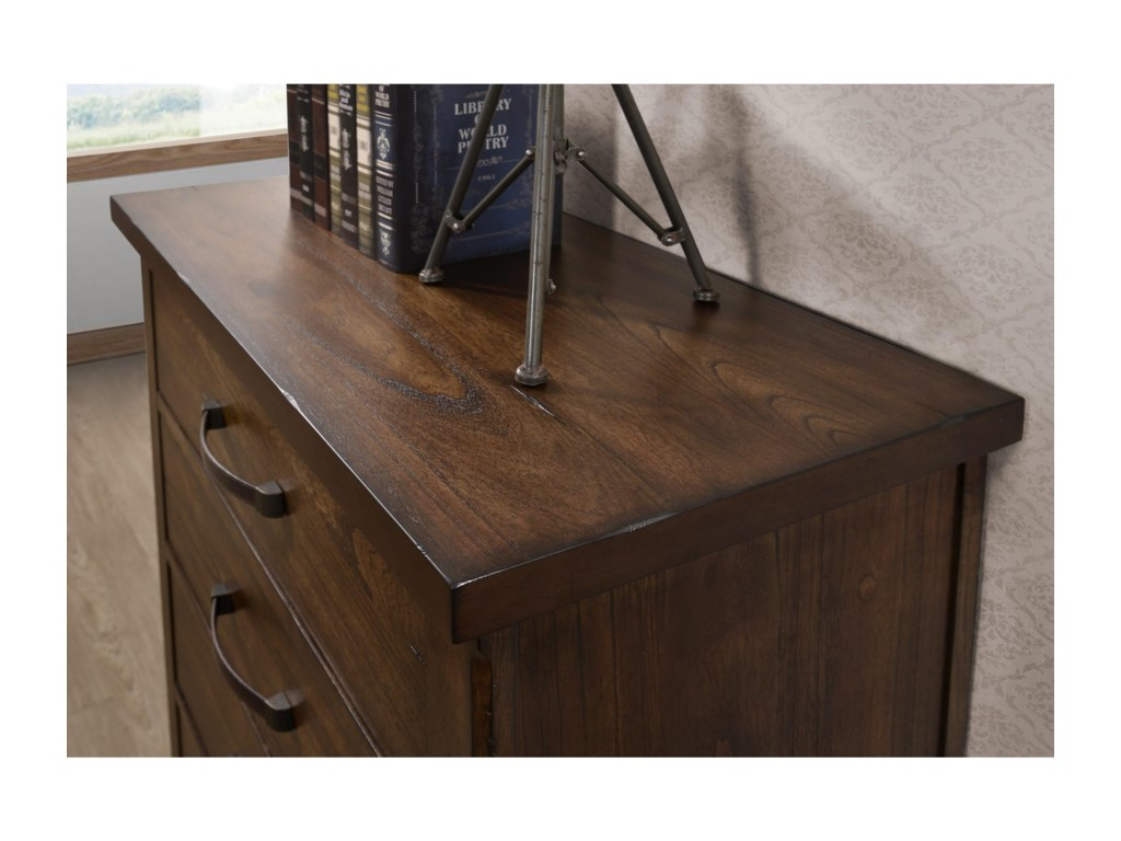 Simmons Upholstery CameronChest of Drawers