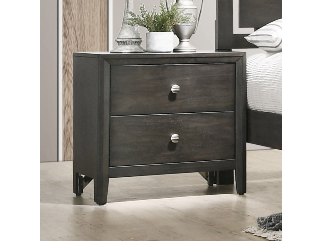 United Furniture Industries GrantNightstand