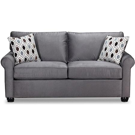 "77"" Full Sleeper Sofa"