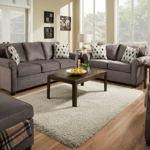 United Furniture Industries 1530 Upholstered Loveseat