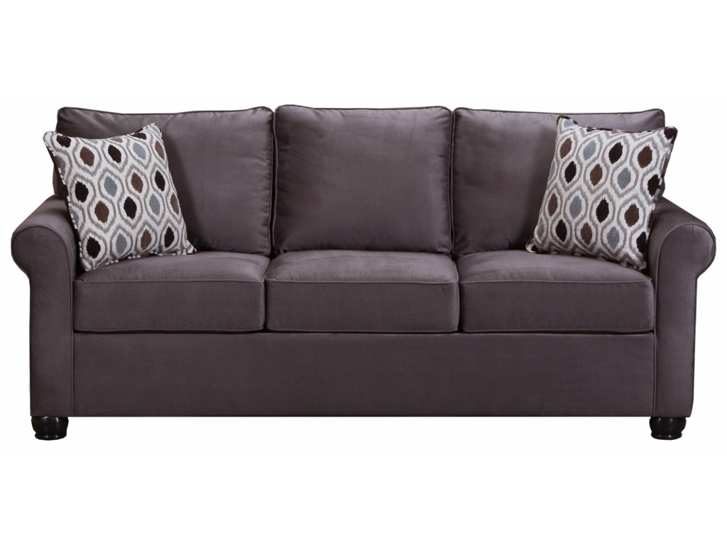 United Furniture Industries 1530Queen Sleeper Sofa