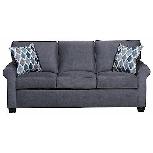 United Furniture Industries 1530 Queen Sleeper Sofa