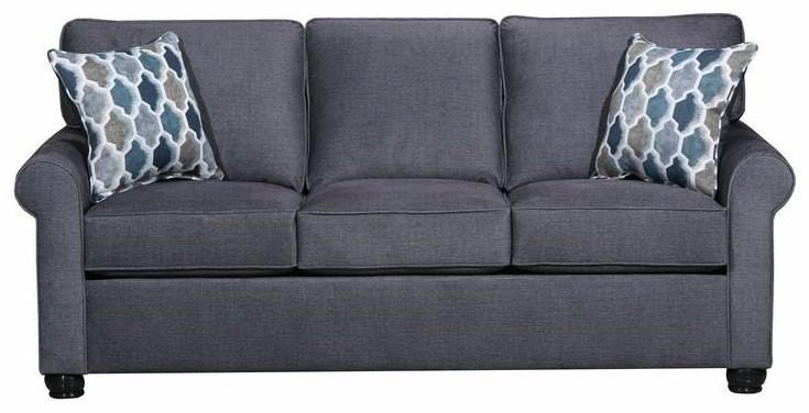 Etonnant United Furniture Industries 1530 Queen Sleeper Sofa