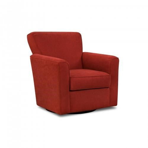 160 Casual Swivel Glider Chair By Simmons Upholstery