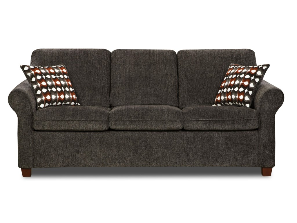 United Furniture Industries 1630Transitional Sofa