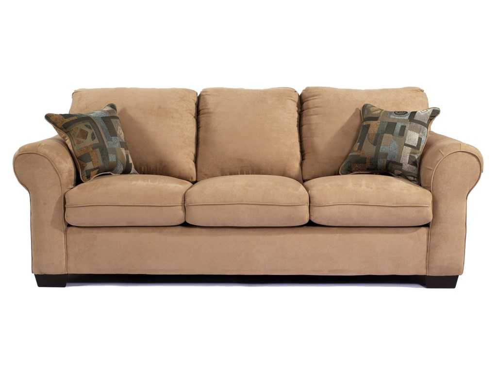 Simmons Upholstery 1640Stationary Sofa