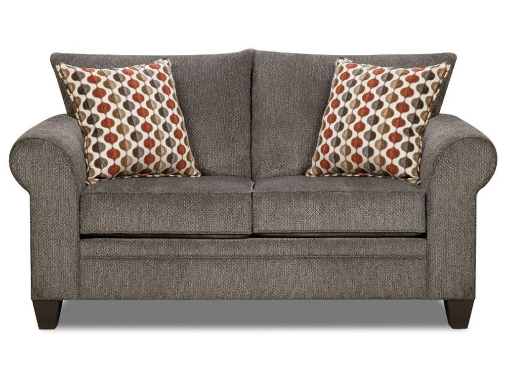 VFM Basics 1647Transitional Loveseat