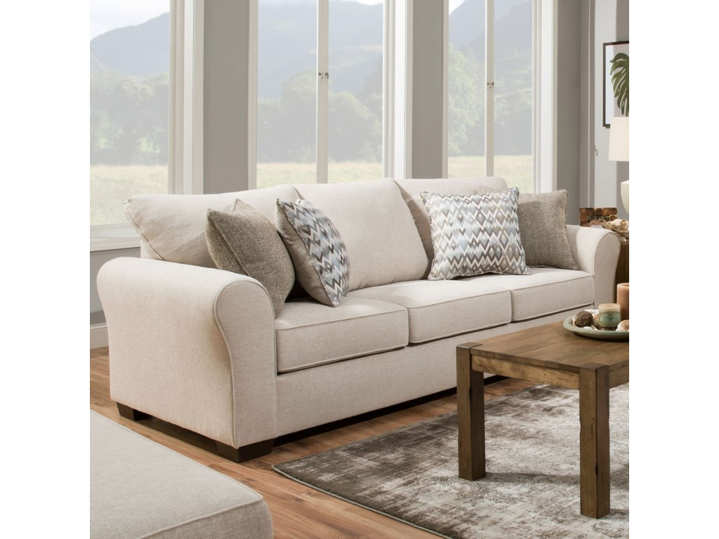 United Furniture Industries 1657 Sofa Sleeper