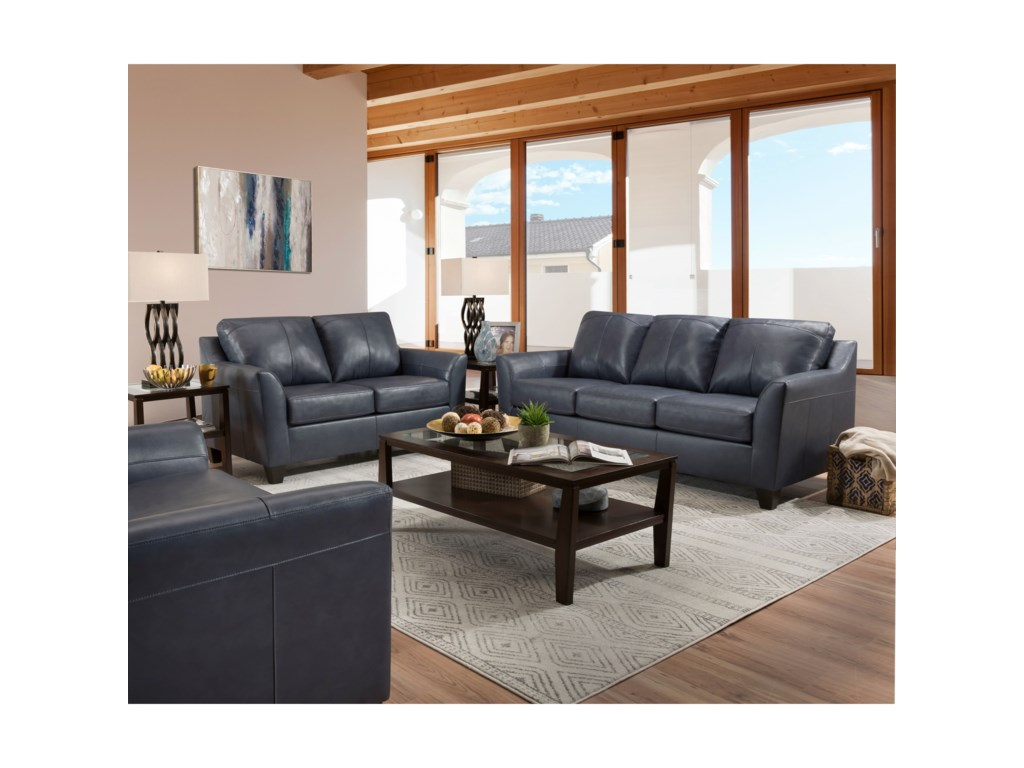 United Furniture Industries Lane 2029Loveseat