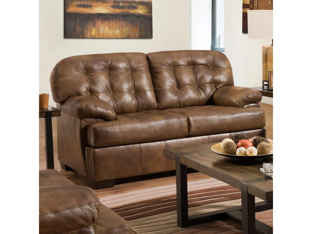 United Furniture Industries 2037Loveseat