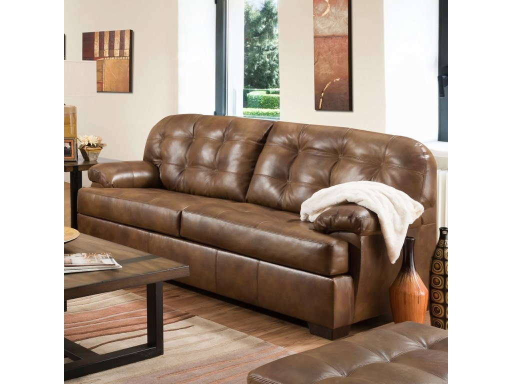 United Furniture Industries 2037Sofa