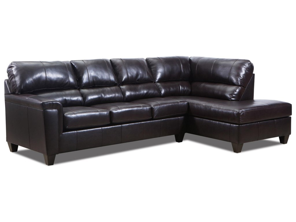 Lane Home Furnishings 20382 PC Sectional