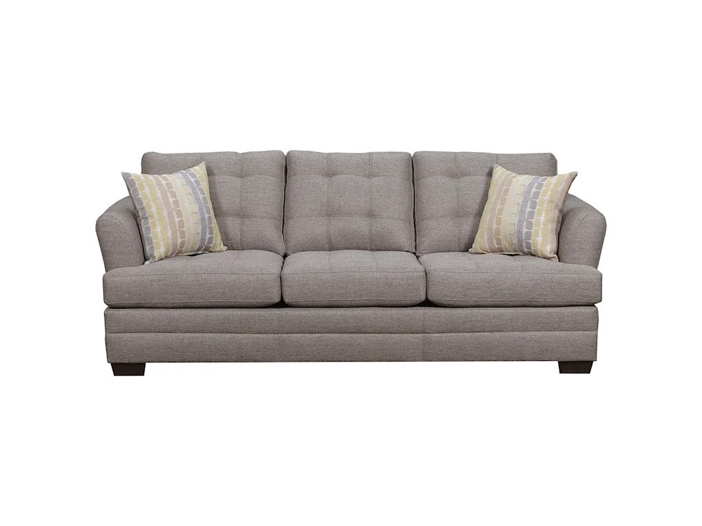 United Furniture Industries 2057Queen Sleeper